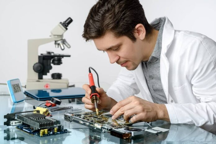 Motherboard Repair - Entire Tech